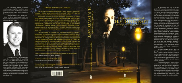 O Mundo Fantástico de H. P. Lovecraft – The Complete Cover