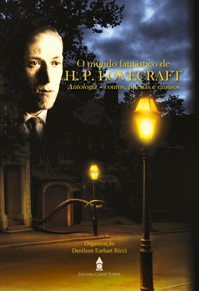 O Mundo Fantástico de H. P. Lovecraft – The Front Cover