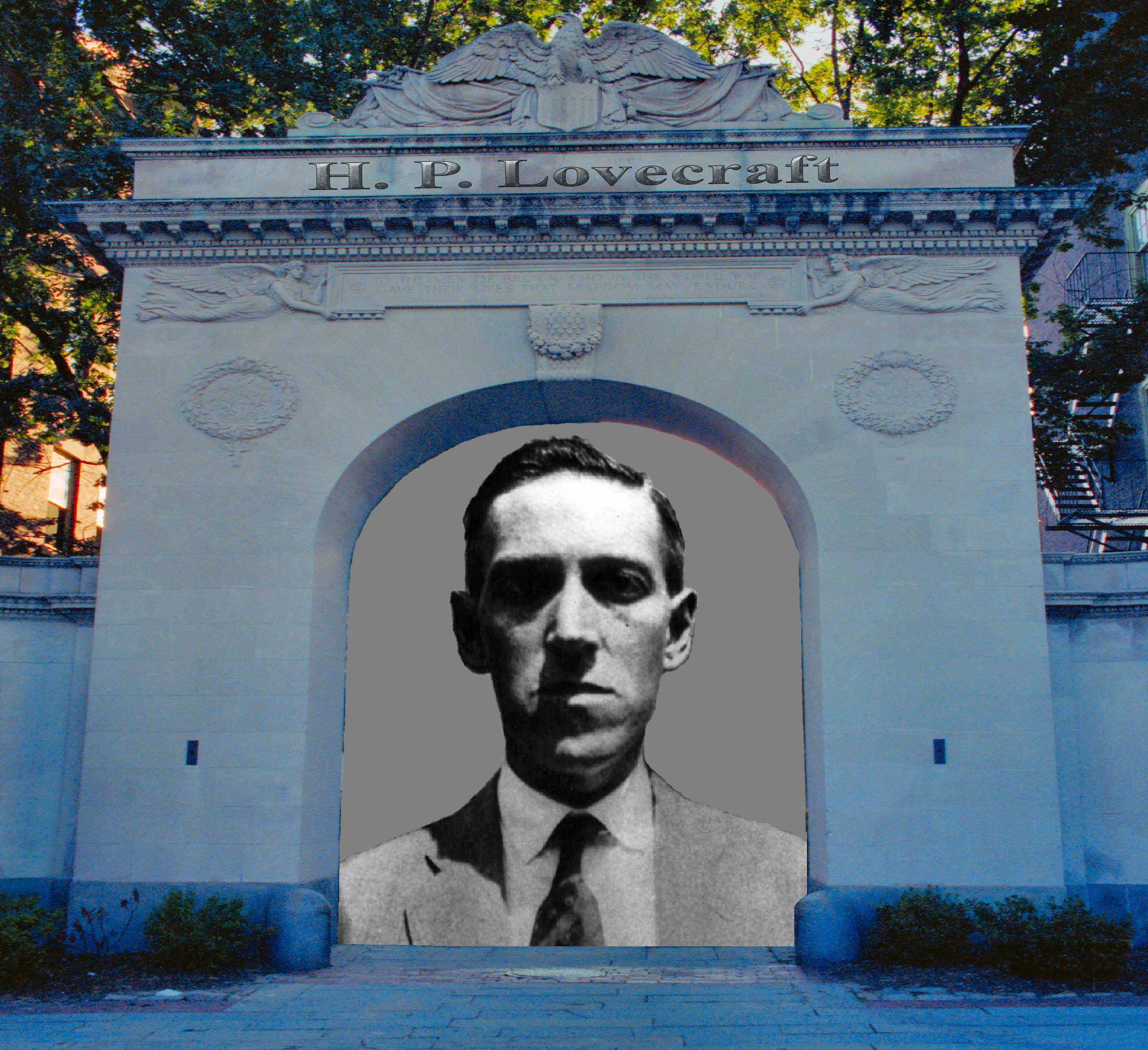 The World's Largest H  P  Lovecraft Audio Links Gateway