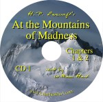 H. P. Lovecraft's At the Mountains of Madness CD1 Read by William Hart