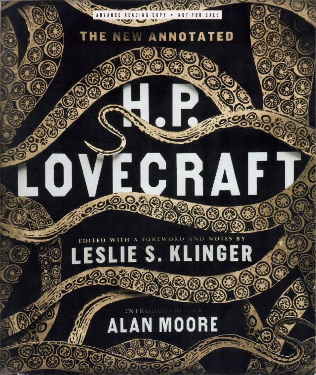 The New Annotated H. P. Lovecraft Front