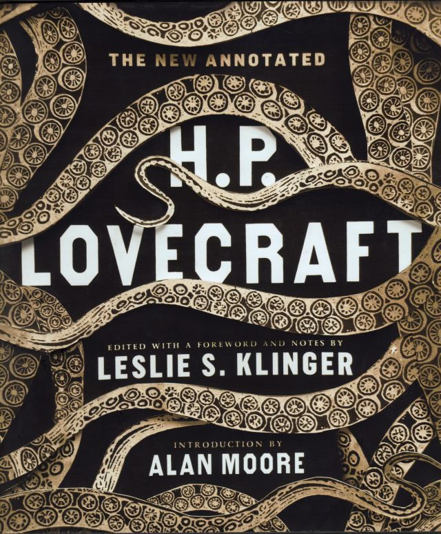 The New Annotated H. P. Lovecraft Front Final