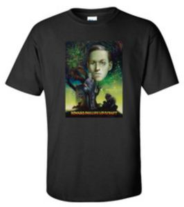 Lovecraft Arfstrom T-Shirt