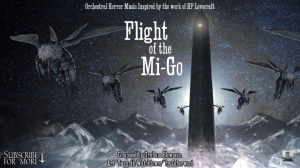 Flight of the Mi-Go